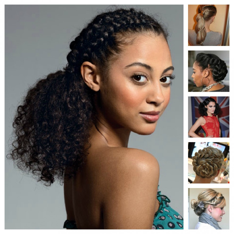 Back To School Hairstyles For Mums & Kids My Curls Hairstyles For Curly Hair For School
