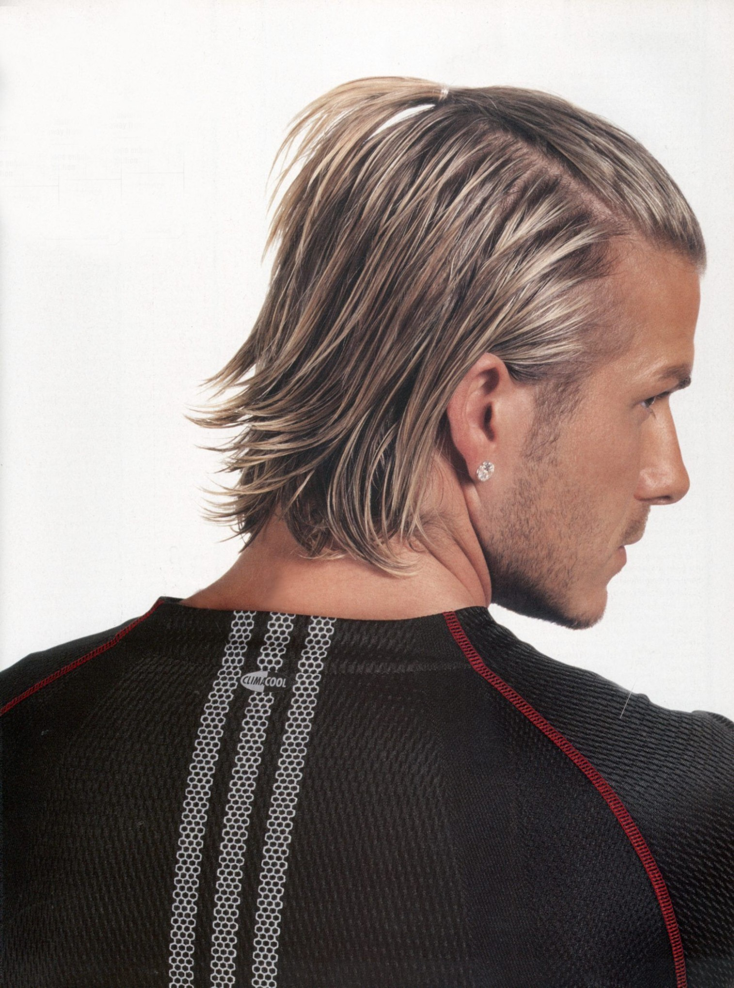 Becks Hair Color Is Really Cool He Can Do Any Shade
