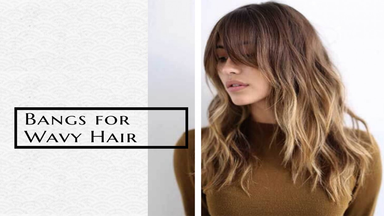 Best Bangs For Wavy Hair Bangs For Difference Face Shapes – Hair Wavy Hair With Side Bangs
