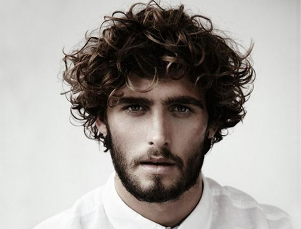 Best Curly Hairstyles & Haircuts For Men [11 Edition] Long Wavy Hair Men
