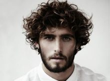 Best Curly Hairstyles & Haircuts For Men [8 Edition]