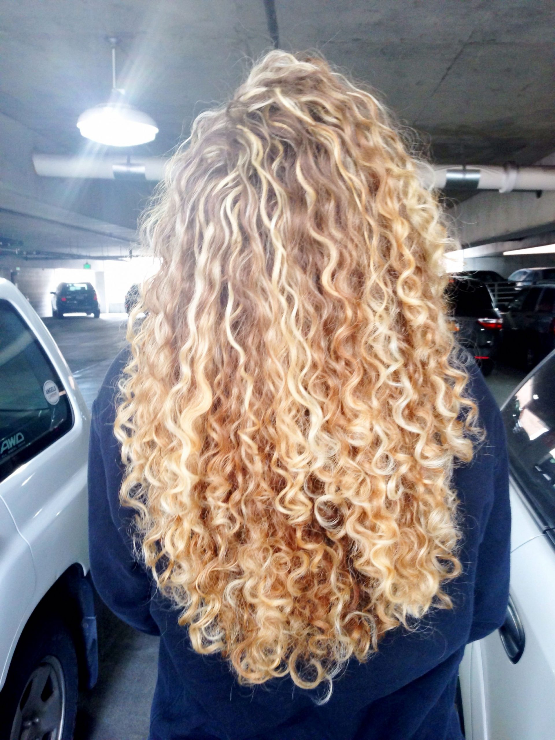 Best Hairstyle For A 9 Year Old Woman Curly Hair Styles, Curly Blonde Hair Curly