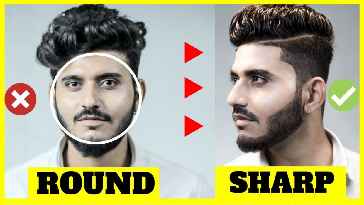 BEST Hairstyle For ROUND FACE Men Indian 8 Round Face Hairstyles Men Best Haircut For Round Face Men