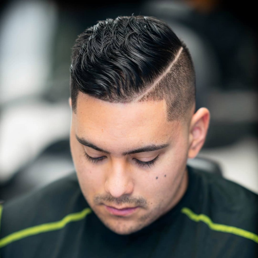Best Hairstyles For Round Faces For Men Haircut For Chubby Face Men