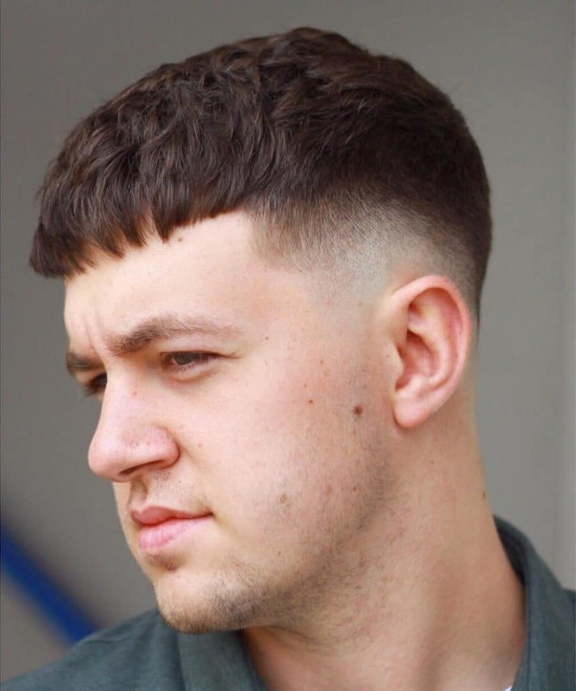 Best Hairstyles For Round Faces For Men Round Head Hairstyles