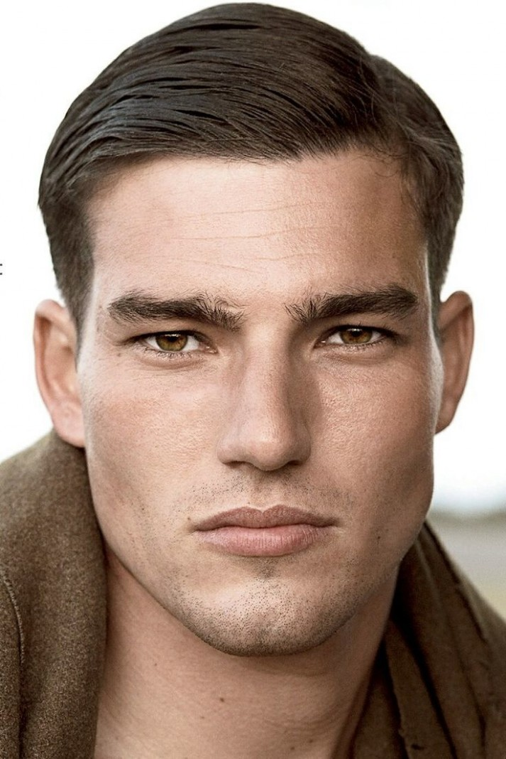 Best Men's Slicked Back Hairstyles [11 Edition]