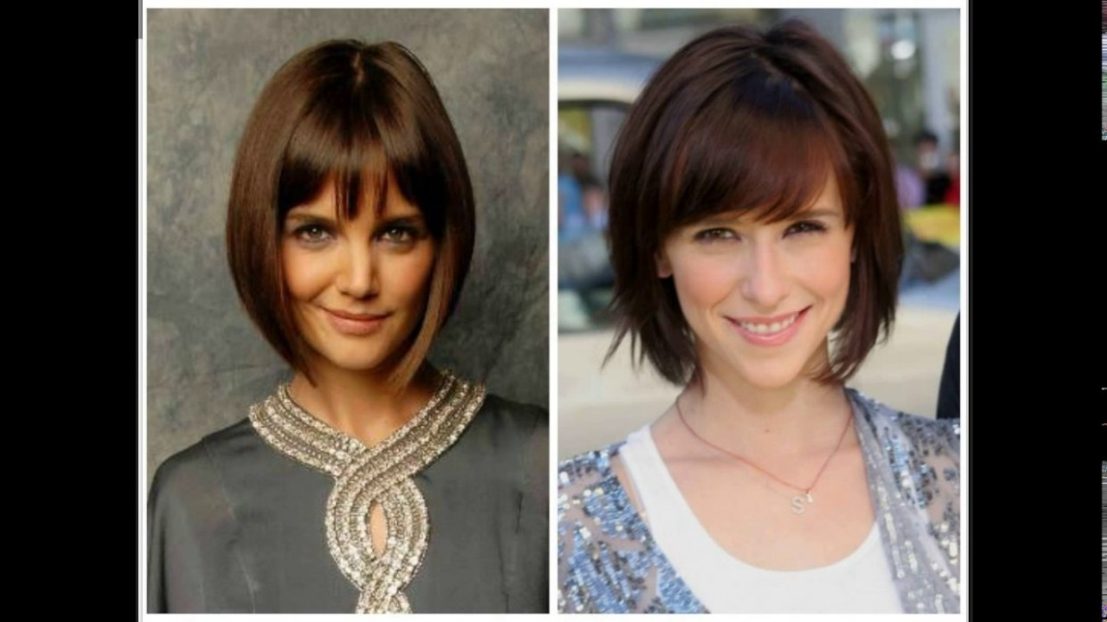 Best short haircuts for heart shaped faces