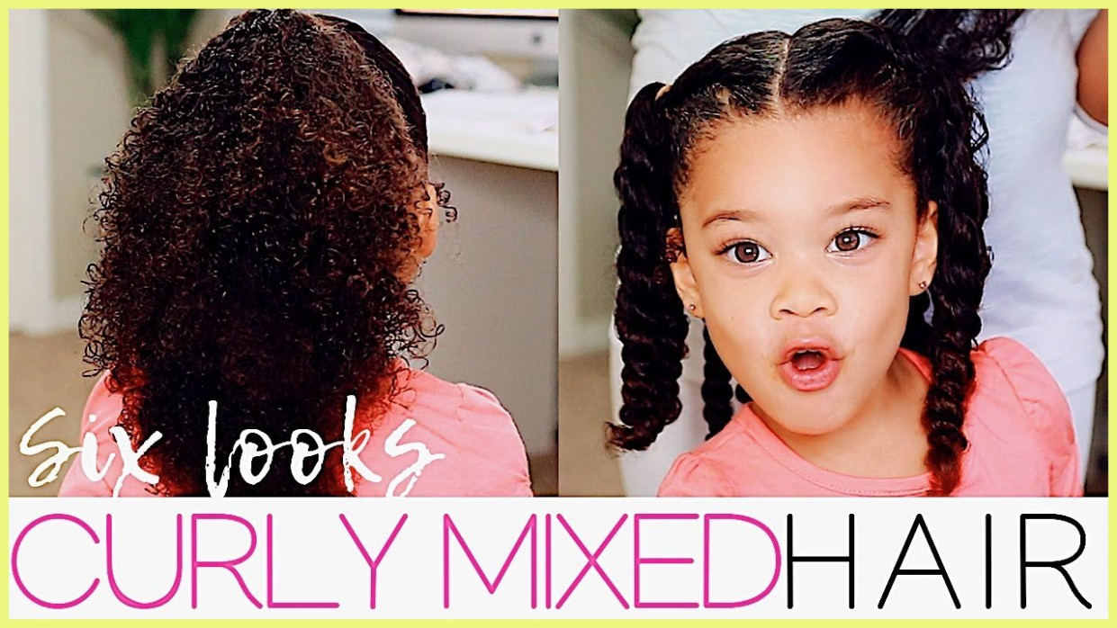 Biracial Hairstyles For Toddlers 8 8 Hairstyles For Curly Biracial Hairstyles For Toddlers