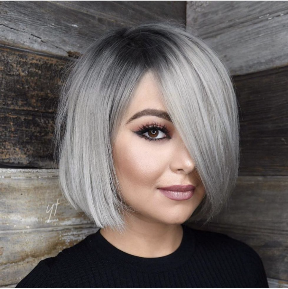 Bobs For Round Faces 11 Stylish And Sassy LatestHairstylePedia