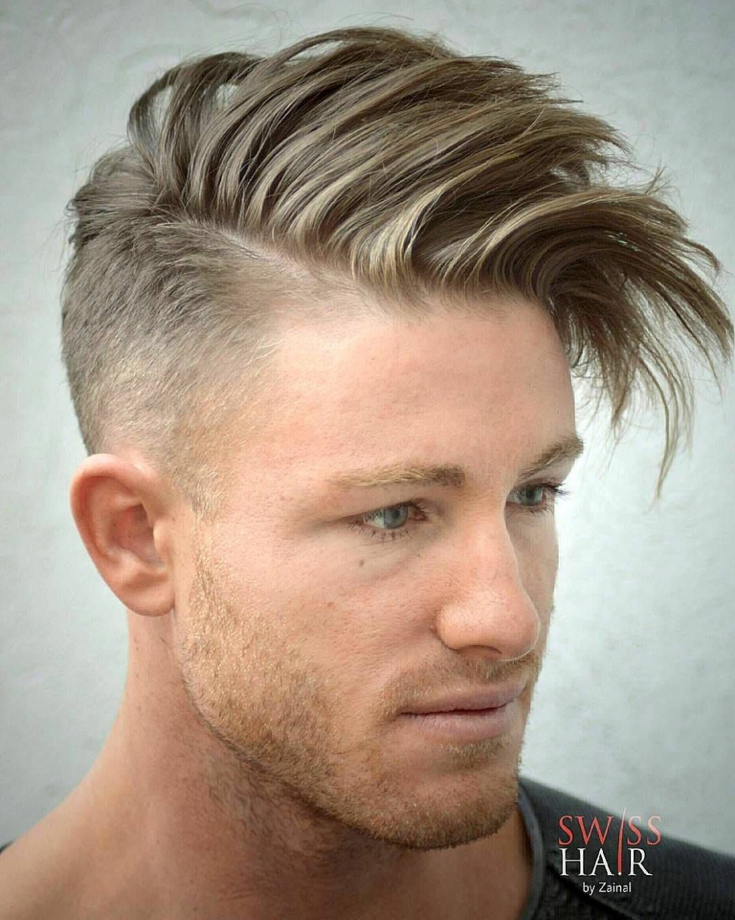 Boy Haircut Shaved Sides Long Top Elegant 10 Men S Hairstyles To Mens Haircuts Long On Top Shaved Sides