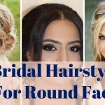 Bridal Hairstyles For Round Faces 9 Hairstyle Ideas For Round Face Brides Wedding Hair For Round Face