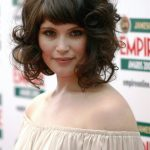 Can You Have Bangs With Curly Hair? 12 Steps To Making Sure You Can! Curly Hair And Straight Bangs