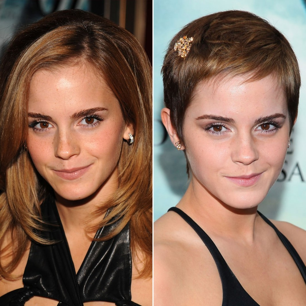 Celebrities With Long And Short Hair POPSUGAR Beauty Long But Short Hair