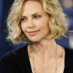 Charlize Theron: Hair Style File #charlize #style #theron #new Charlize Theron Curly Hair