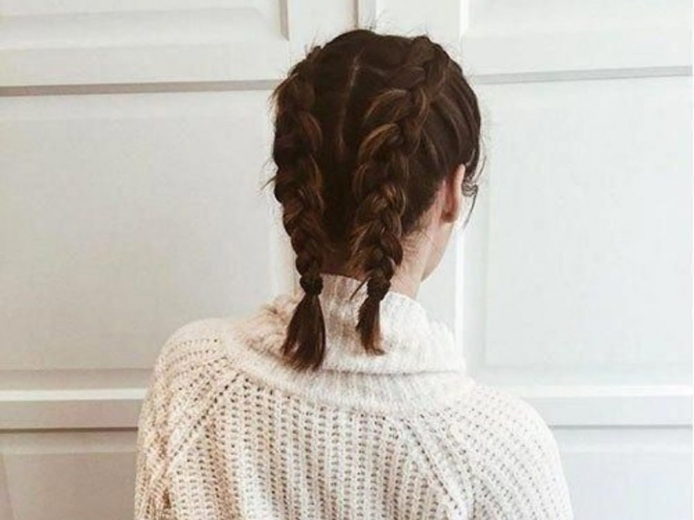 Chic and Easy Hairstyles For Short Hair - Society11