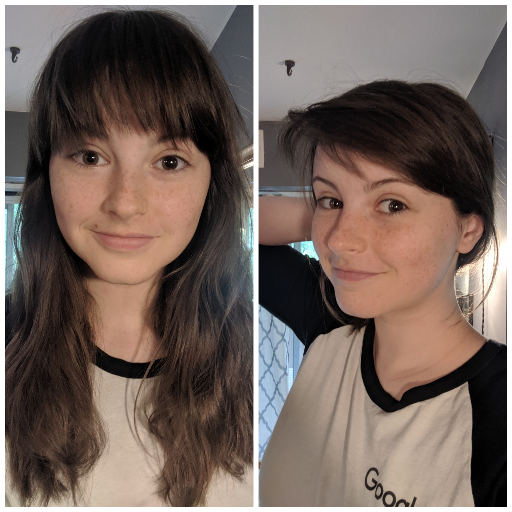 Considering Some Form Of A Pixie Cut