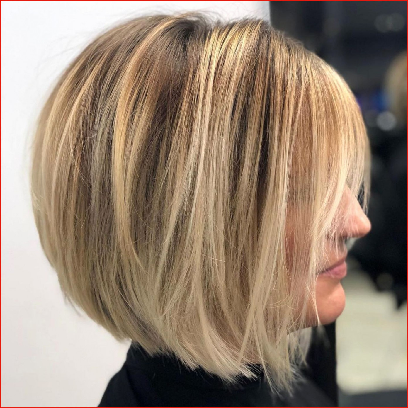Cool Layered Wedge Hairstyle Photos Of Hairstyles Style 10 Medium Length Wedge Haircuts