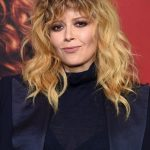 Curly Bangs Are The Coolest Hairstyle To Try In 12 HuffPost Life Curly Hair And Straight Bangs