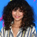 Curly Bangs Trend Curly Hair Bangs Hairstyles InStyle Curly Hair And Straight Bangs