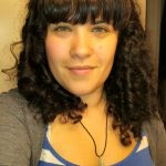 Curly Girls With Straight Bangs? : Curlyhair Curly Hair And Straight Bangs