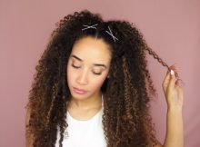 Curly Hairstyle shared by Lexi on We Heart It