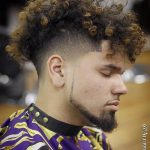 Curly Hairstyles : 9 Stylish Hairstyles For Men With Curly Hair Curly Hair Mohawk Male