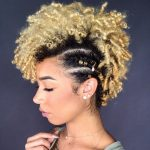 Curly Mohawk Hairstyle American Girl Long Curly Mohawk