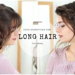 Cute & Easy Hairstyles For Long Hair Easy Hairstyles For Girls Long Hair