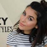 Cute Lazy Day Hairstyles (NO HEAT!) Lazy Hairstyles For Short Hair