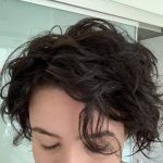 Don't See Many Pictures Of Short Wavy Hair, So Here's Mine Short Wavy Hair