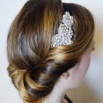 Easy 10's/Great Gatsby Hair Tutorial Olive & Ivy Gatsby Hairstyle For Long Hair