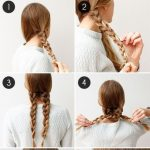 Easy Braided Hairstyle For Any Occasion Hair Styles, Braided Hairstyles For Long Hair Step By Step