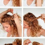Easy Hairstyles For Curly Hair Best Curly Hairstyles Easy Hairstyles For Curly Hair To Do At Home