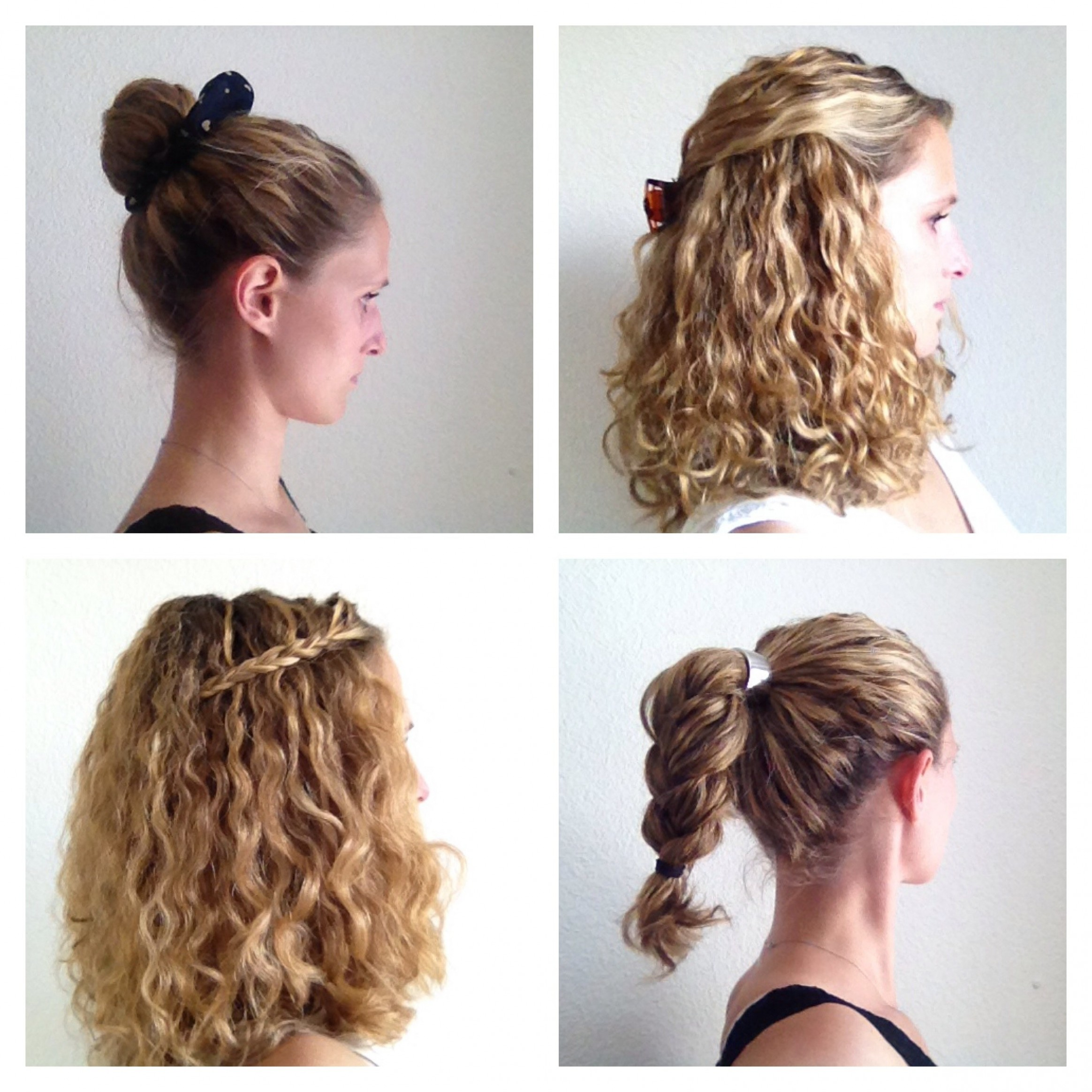 Easy Hairstyles For Curly Hair Best Curly Hairstyles Easy Hairstyles For Long Curly Hair