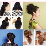 Easy Hairstyles For Naturally Curly Hair Curly Hair Styles Cute Hairstyles For Thick Curly Hair