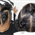 Easy Pigtails Hairstyle For Toddler Biracial Hairstyles For Toddlers