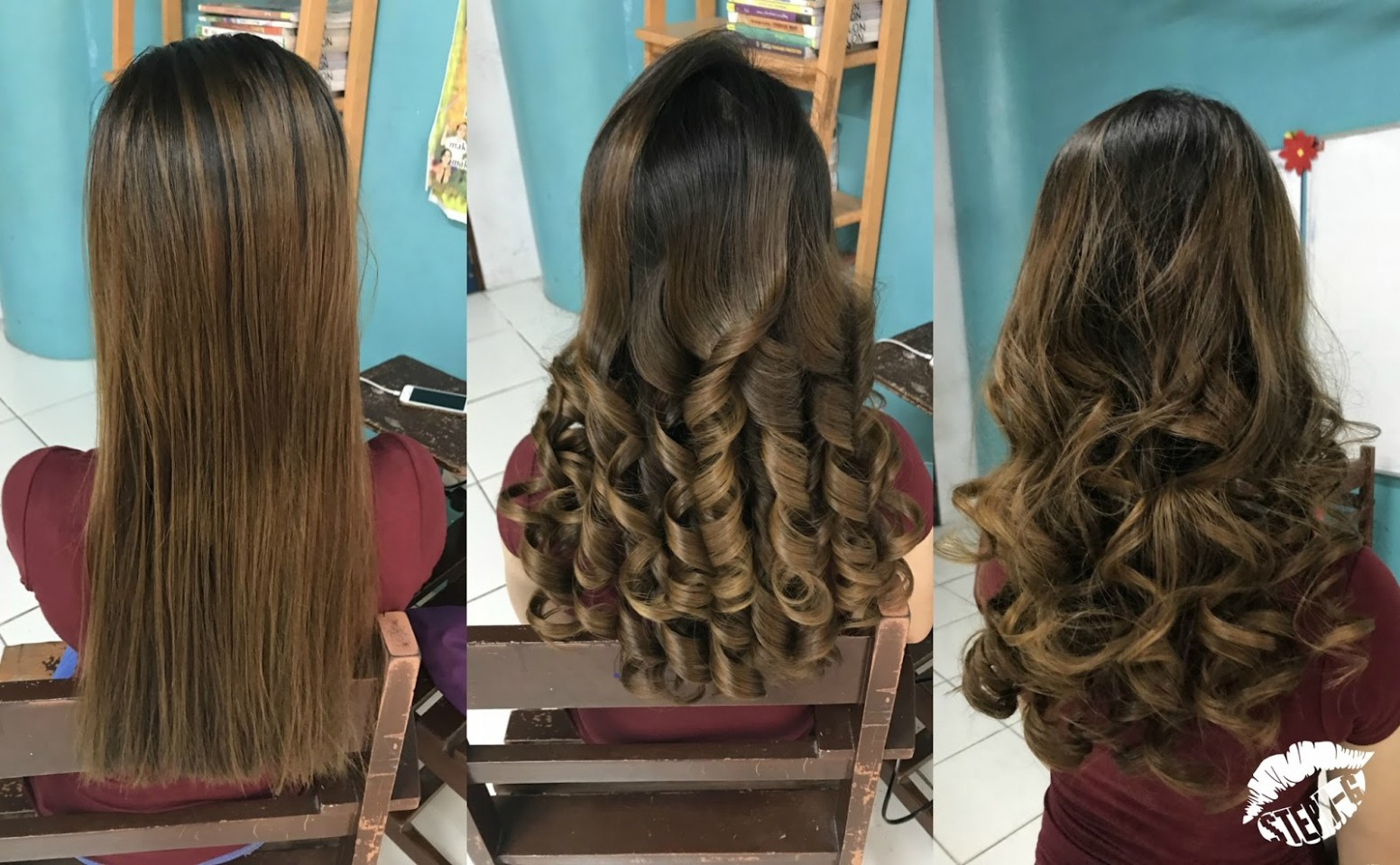 Easy Steps To Achieve Loose Curls! Loose Curls