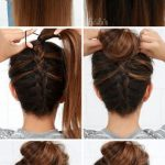 Easy Updos For Long Hair Step By Step To Do Home On English 11 Easy Hairstyles For Long Thin Hair