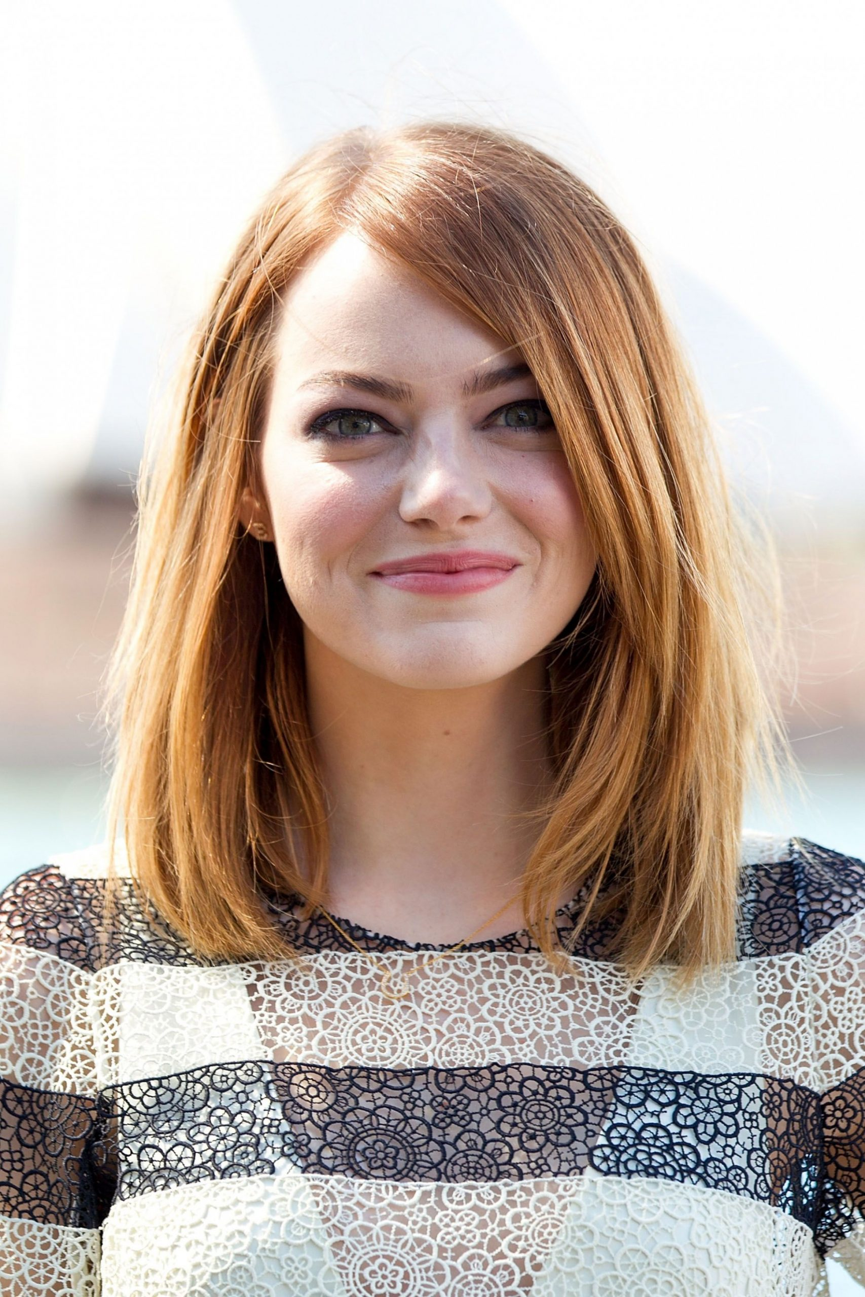 Emma Stone and More Celebrities Are Loving Their Bobs!  Emma