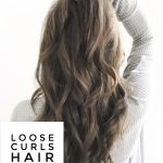 Everyday Loose Curls Ashley Donielle Loose Curls