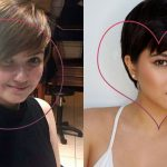 Flattering Pixie Cuts For Different Face Shapes Pixie Cut For Heart Shaped Face