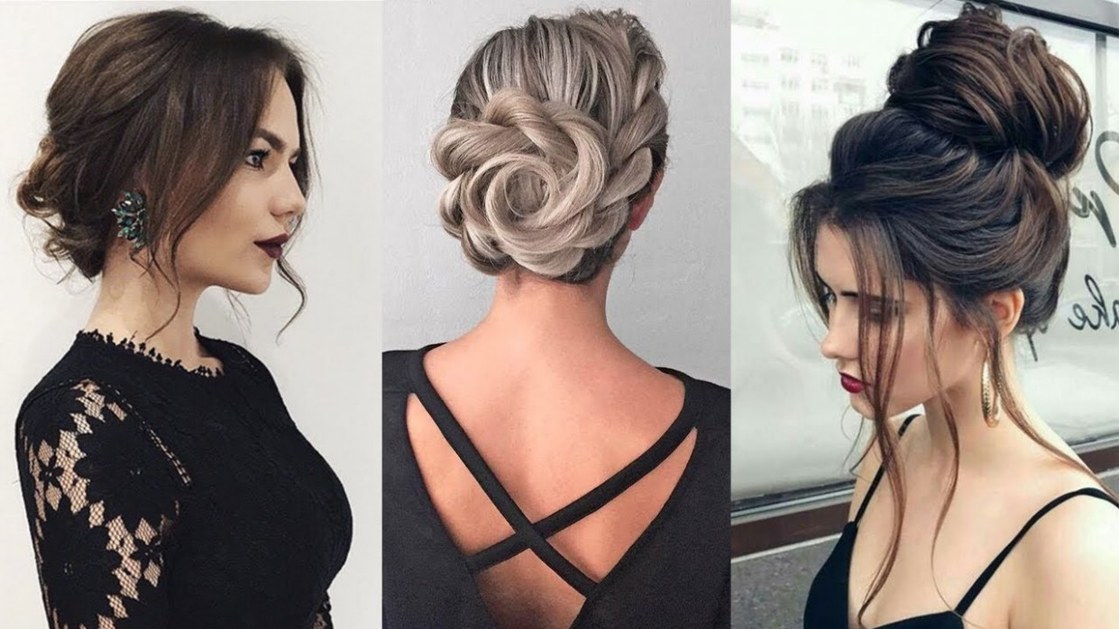 Formal UPDOS For Long Hair Prom & Wedding Hairstyles Long Hair Formal Styles