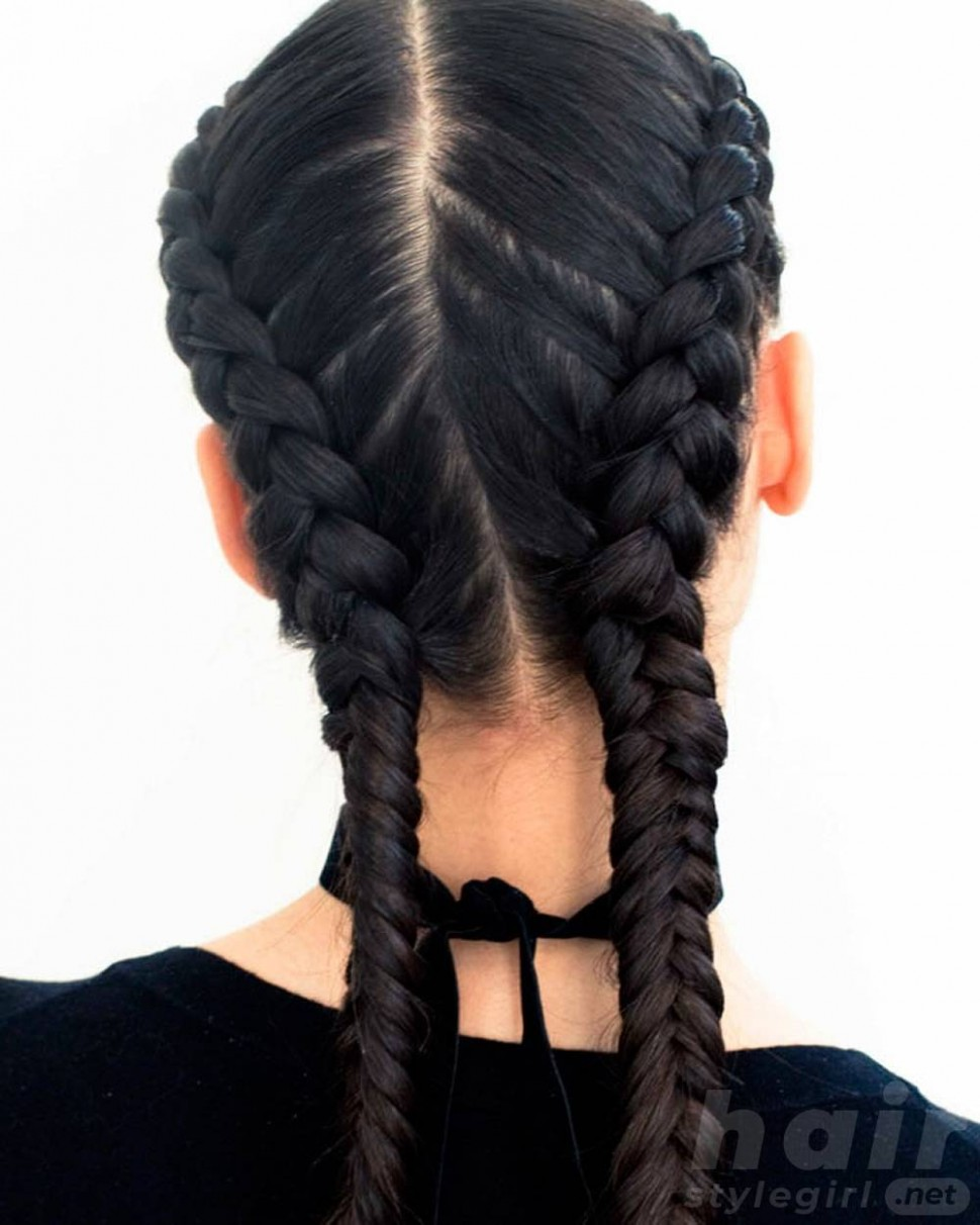 French Braid Hairstyles – All You Need To Know About French Braids Long French Braids