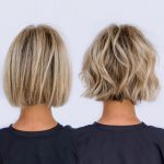 From Soft Blunt To Textured Bob In About 11 Min From Soft Blunt To Textured Bob Haircut