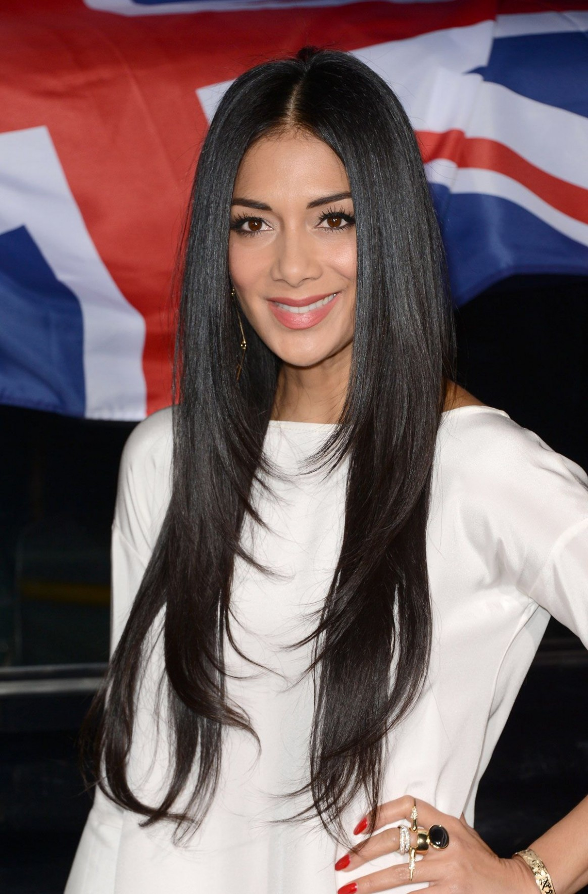 Front Layers Nicole Scherzinger Hair, Hairstyles For Layered Long Front Layers