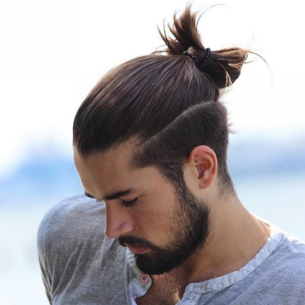 Grow Your Mane: 8 Best Long Hairstyles For Men Maxim Online Man Big Hair Style