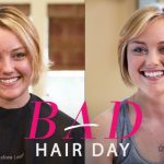 Growing Out A Pixie Cut? Here's The Perfect Transition Hairstyle—Glamour's Bad Hair Day Growing Out A Pixie Cut Fine Hair