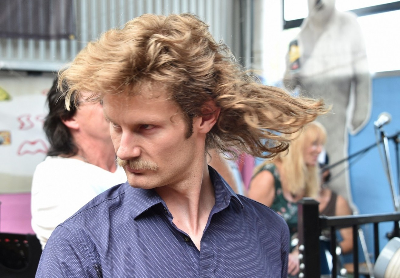 Hair To Stay: Australia Mullet Heads Celebrate Hairstyle Revival A Mullet Hairstyle