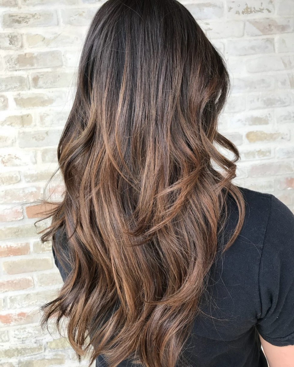 Haircuts For Long Straight Thick Hair Best Haircuts For Long Thick Hair