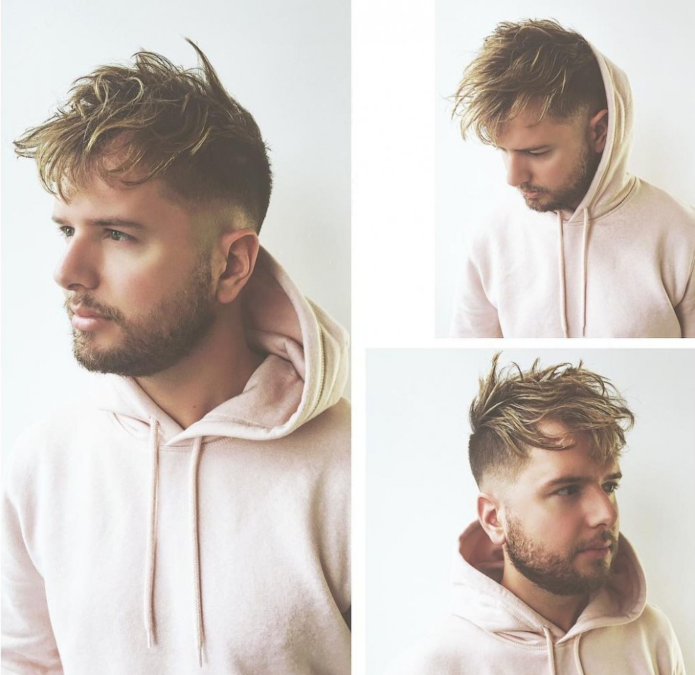 Haircuts For Men With Thin Hair Short Hairstyles For Fine Hair Men